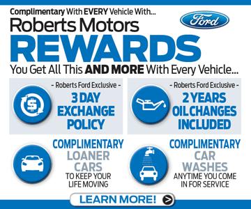 Ford Service Department | Automotive Service Alton | Roberts